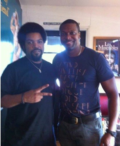 """Ice Cube Confirms """"Last Friday"""" Movie, Says Chris Tucker Will Be In Film"""