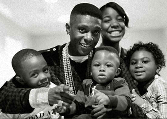 lil boosie family