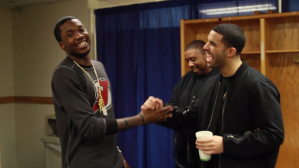 Meek Mill Takes Shots At Drake In 'All The Way Up' Remix [New Music]