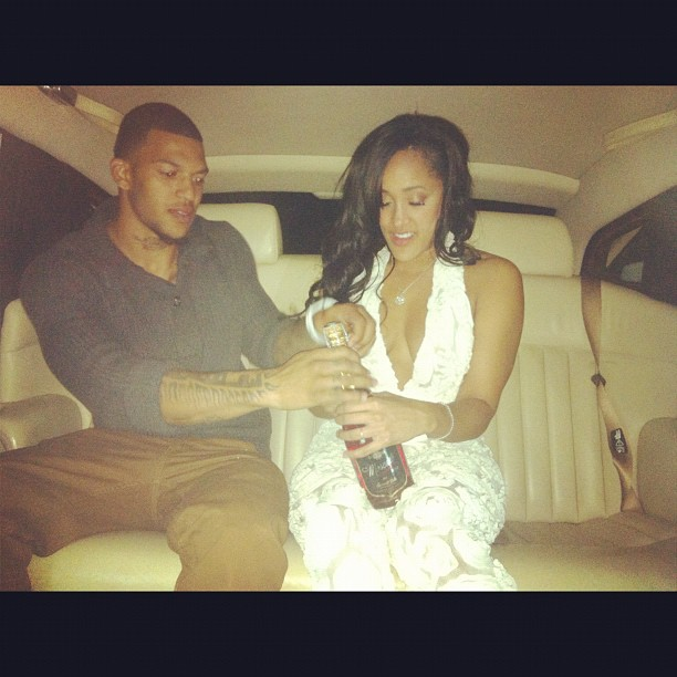 Natalie Nunn Is Officially Off the Market, Gets Married ...  Natalie Nunn Is...