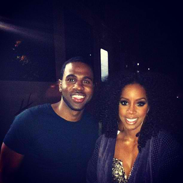 Jason Derulo and Kelly Rowland_thejasminebrand