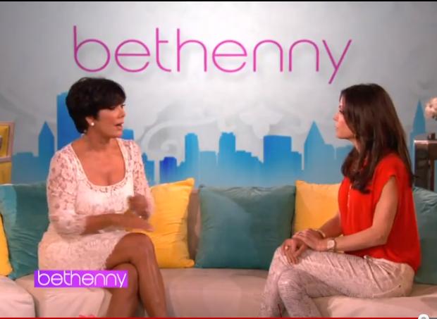 [Video] Kris Jenner Defends Putting Kim Kardashian On Birth Control At 15
