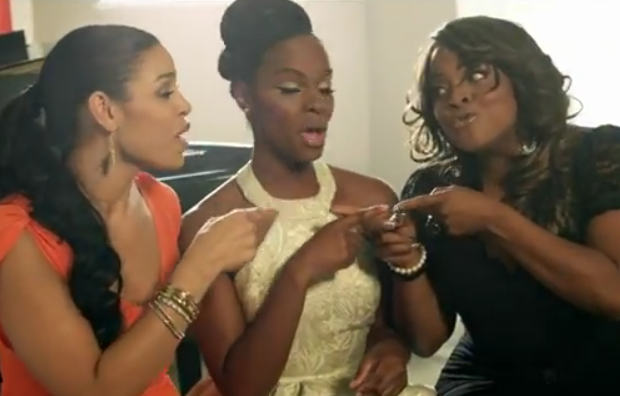 [Video] Whitney Houston & Jordin Sparks 'Celebrate'