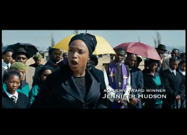 "[Video] The Promo for Jennifer Hudson's ""Winnie"" Mandela Released"