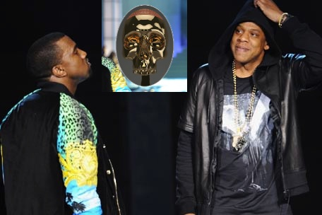 Rich-People-Sh*t :: Kanye West's Father's Day Gift to Blue Ivy's Daddy