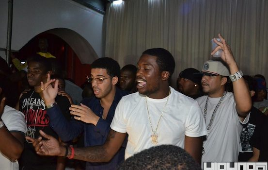Meek Mill Denied NYC Club Entry, Rapper Claims Racism