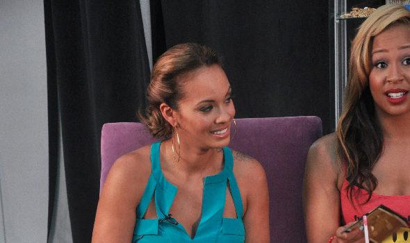 Evelyn Lozada Hits Kandi Koated Nights