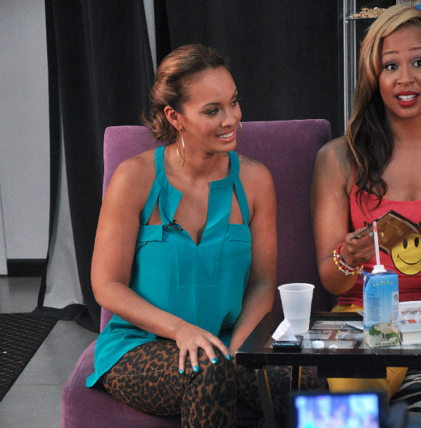 Evelyn Lozada Hits Kandi Koated Nights