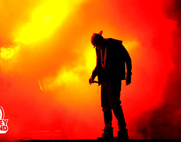[Video] Jay-Z & Kanye West's Full Hackney Weekend Set