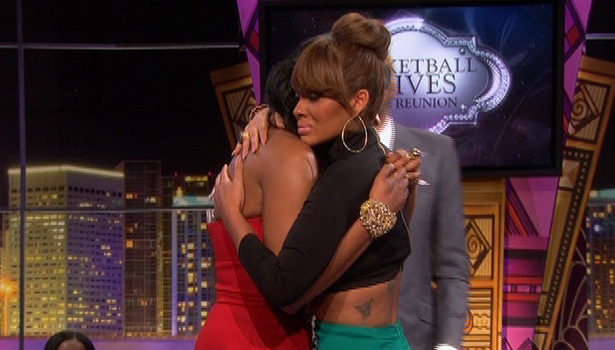 Evelyn Lozada Explains Why She Still Won't Invite Jennifer to Her Wedding