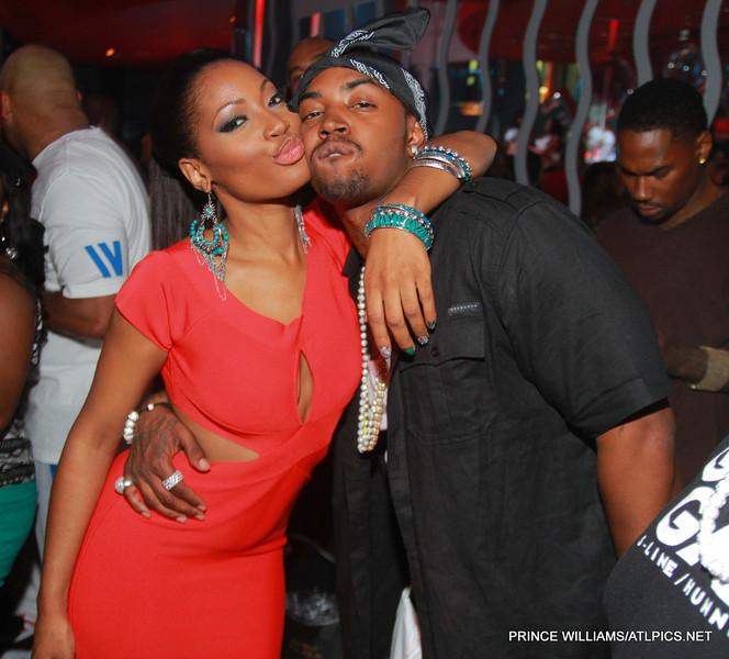 Rich People Fun Ludacris Girlfriend Euodoxie Monica