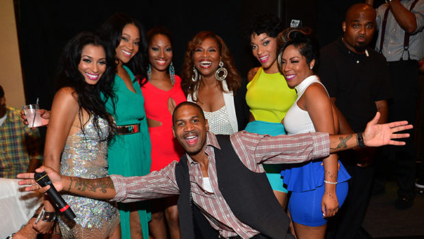 [Photos] Love & Hip-Hop Atlanta Cast Hits Private Screening