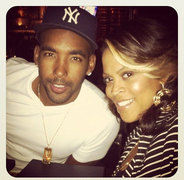 Shaunie O'Neal & Marlon Yates Cup Cakin' for the Camera + Was Marlon Flirting w/ Draya?