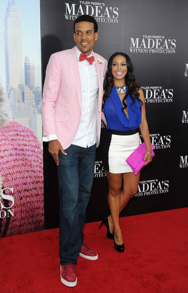 Matt Barnes Talks Bathroom Sex With Baby Mama, Gloria Govan