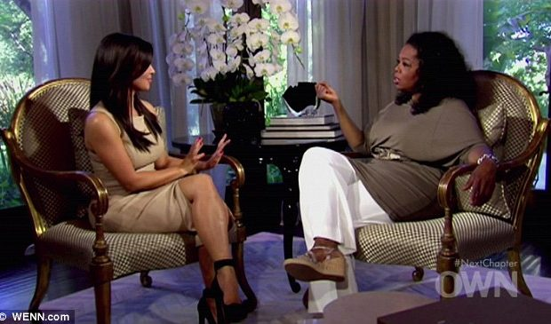[Video] Part 2 :: Kim Kardashian Opens Up About Kanye to Oprah
