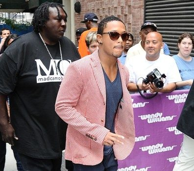 Spotted. Stalked. Scene. Romeo Miller Hits Wendy Williams Show