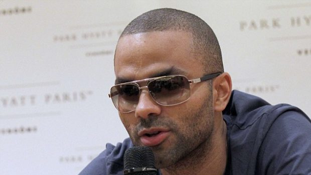 NBA Baller Tony Parker Sues Club for Torn Retina From Chris Brown/Drake Fight