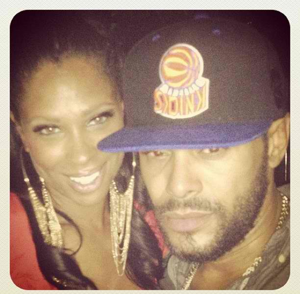 Maxwell & Basketball Wives' Jennifer Williams : Just Friends Or Potential Cup Cakin'