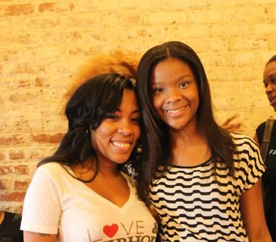 Reality Dopeness : LHHA's Erica Dixon & K.Michelle Give Back To Atlanta Women