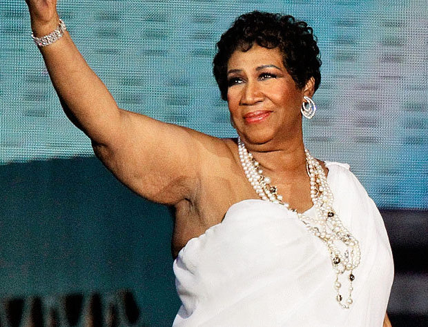 Aretha Franklin Pops Slick On Kathie Lee For Calling Her Too Old
