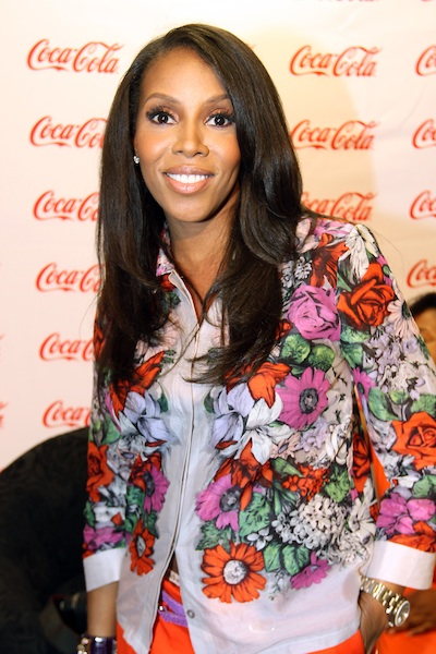 "June Ambrose Partners With Coca-Cola for ""Style Refresh"" + Explains Why Walking In Heels Is A Sport"