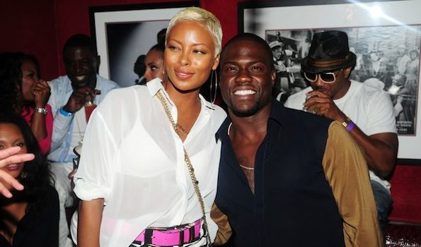 Lisa Raye, Shaunie O'Neal, Trey Songz & Friends Hit Kevin Hart's #EMF Birthday Party
