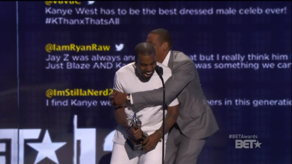 Kanye West & Jay-Z 2
