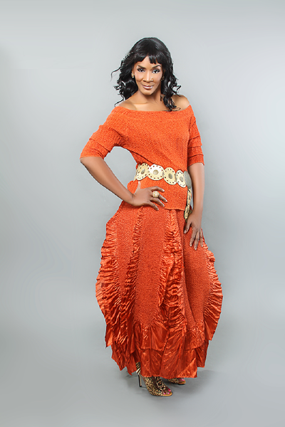 Mama Dee Gets Glam, Releases New Photo Shoot