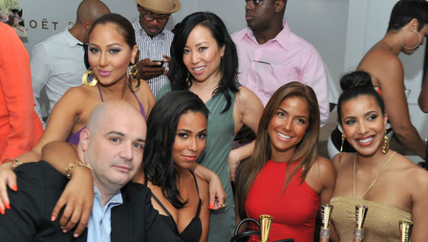 [Photos] Nas Throws Private 'Life is Good' Party With Moët & Chandon + Jay-Z & Celebs Attend