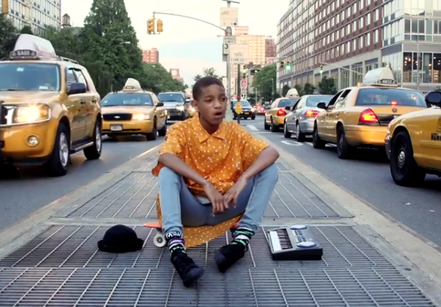 """[Video] Willow Smith Addresses Criticism About Hair & Clothes in """"I Am Me"""""""