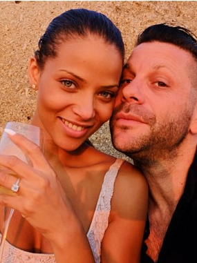 'Single Ladies' Actress Denise Vasi No Longer Single, Gets Engaged in Greece