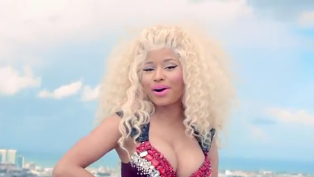 [WATCH] Nicki Minaj Uses Trinidad As Her Muse in 'Pound the Alarm' Video