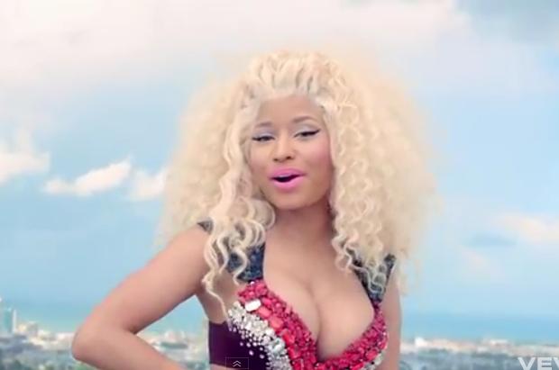 [WATCH] Nicki Minaj Uses Trinidad As Her Muse in 'Pound the Alarm' Video