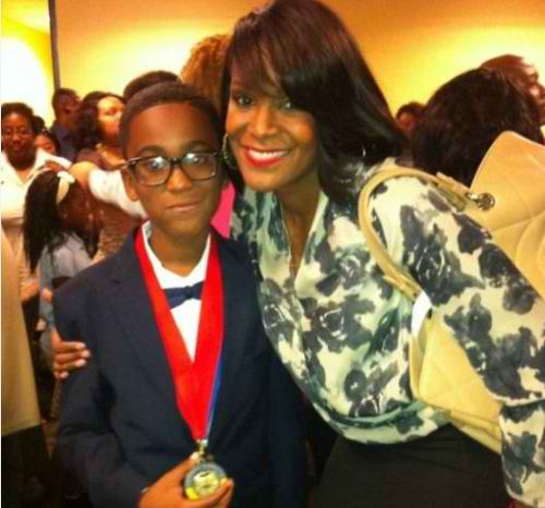 Tameka Raymond To Lay Son To Rest + Announces Kile Glover Fund