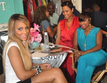 Toya Wright Launches 'The Glam Loft', Tamar Braxton, Shaunie O'Neal & Celeb Friends Attend