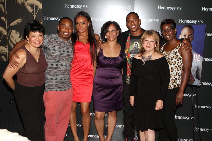 Hennessy brandy images celebrity