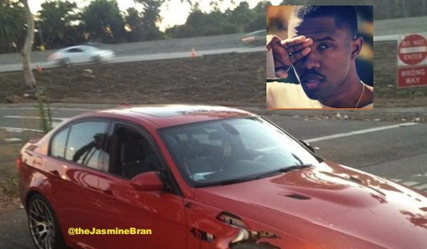Frank Ocean In Car Accident, Peep the Photos