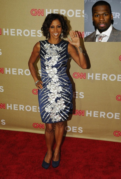 Holly Robinson Peete Calls 50 Cent Out On Twitter, Over Autism