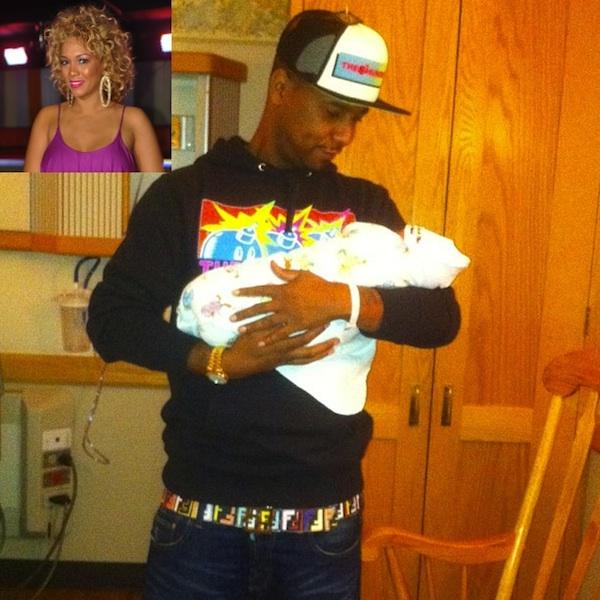 Ovary Hustlin' : Rapper Juelz Santana & LHHA's Kimbella Have Healthy Baby Girl