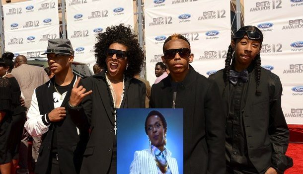 "Mindless Behavior Says Sorry to Lauryn Hill, ""It was a bad joke."""