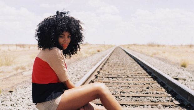 Solange Knowles Uses Texas As Inspiration, In 'Railroad' Themed Shoot