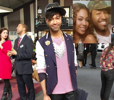 [Stylin'-On-You-Hoes] Beyonce's Stylist Ty Hunter, Talks: Bey's BET Dress, Coordinating With Jay-Z + Blue Ivy's Style