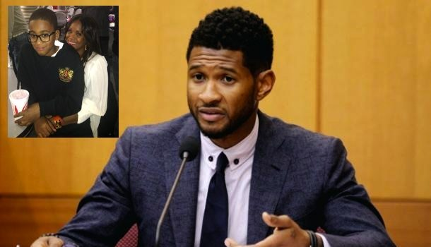 Boat Accident Causes Usher Raymond to Soften Custody Stance
