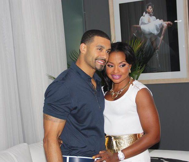 False Alarm : RHOA's Phaedra Parks & Husband Apollo Are NOT Divorcing