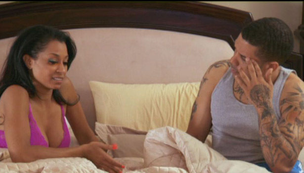 Should LHHA's Karlie Redd Choose Benzino Over Her Career?