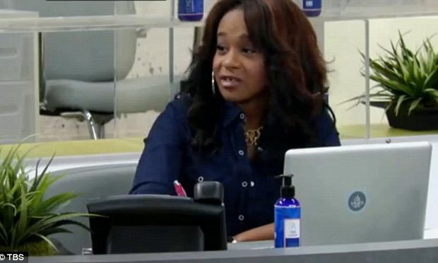 [Video] Bobbi Kristina Makes Her Acting Debut + Tyler Perry Writes Letter Defending Her Acting Chops