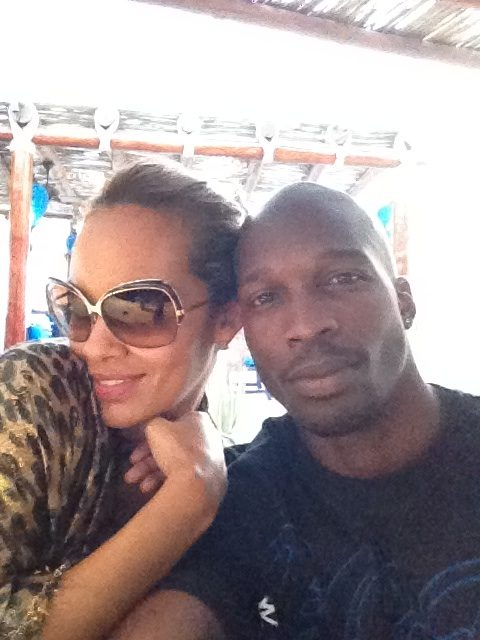 chad ochocinco-live tweets from wedding-the jasmine brand