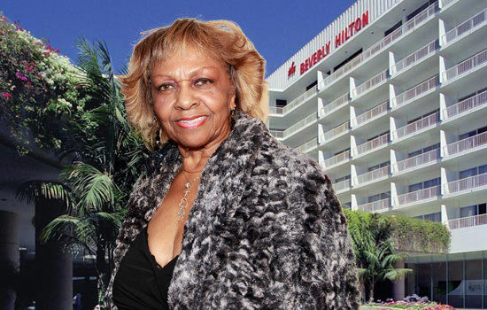 Do We Blame Her ::: Cissy Houston Won't Stay In Hotel That Daughter Passed Away In