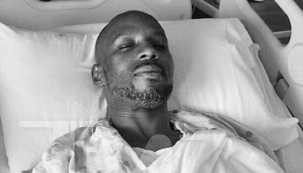 DMX Tweets In Hospital Bed, After Bike Accident