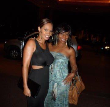 Evelyn Lozada & Bow Wow's Mom, Teresa Caldwell, Launching Clothing Line